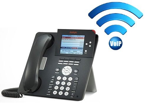 IP-phone-Wifi