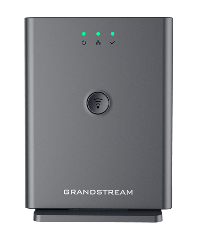 Grandstream-dp752-cordless-phone-base-front